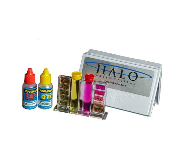 halo-test-kit