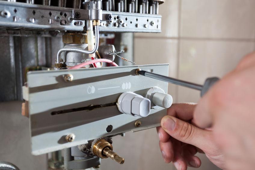 water heater repair in Hoover, A